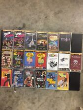 Lot Of 19 PSP Movies, Games And Shows WITH ONE BONUS DISK ALL NEW