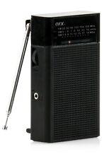 BRAND NEW QFX R-35 AM/FM/SW 3 BAND RADIO