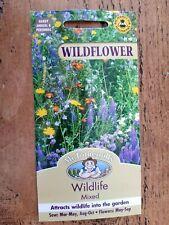 Wildflower Meadow Seeds Mr Fothergill Bee Friendly Flower Seeds RRP £3.60