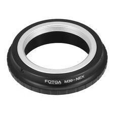 FOTGA Leica L39 M39 Mount Lens to Sony E-Mount Adapter for NEX3/C3 NEX5/5R NEX7