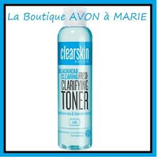 LOTION TONIQUE Eau de visage ANTI-POINTS NOIRS Clearskin AVON