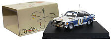 Trofeu 1019 Ford Escort MK II Winner Safari 1977 - Bjorn Waldegard 1/43 Scale