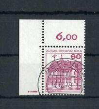 Berlino n. 611a gestpl. eckrand l.o.g.a. - compensazione dente + bordo barra (124373)