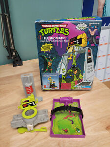 Teenage Mutant Ninja Turtles - Flushomatic w/box