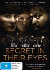 Secret In Their Eyes (DVD, 2016)