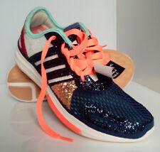 Adidas Yvori STELLASPORT bleu/ orange/blanc 38 2/3