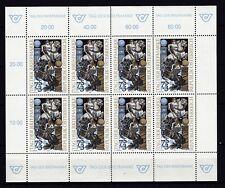 Österreich 1993 postfrisch Kleinbogen  MiNr.  2097  Tag der Briefmarke