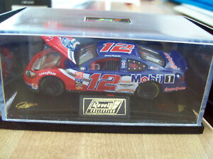 Jeremy Mayfield REVELL #12 1/64 scale H/O in case 2000 MLB WORLD SERIES MOBIL 1