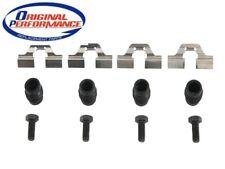 For Audi Volkswagen L4 V6 V8 OPparts Rear Disc Brake Hardware Kit 13333 61254016