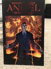 Angel after the fall first night graphic novel soft cover