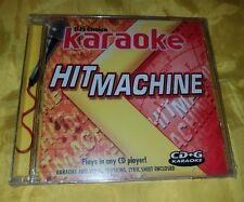 DJ's Choice Karaoke Hit Machine [CD] New and Sealed