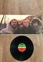Crosby Stills And Nash  Self Titled  Vinyl Record LP