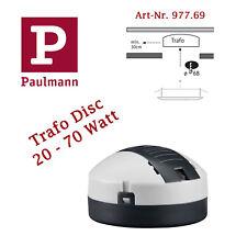 PAULMANN 977.68 TRASFORMATORE ELETTRONICO VDE DISC 35-105 va Watt Trasformatore circa
