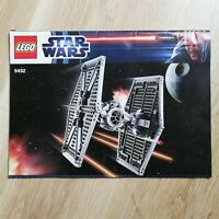 LEGO - INSTRUCTIONS BOOKLET ONLY TIE Fighter - Star Wars - 9492