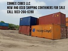 20 Used Shipping Container Storage Container Miami Florida