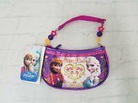 Disney Frozen Elsa Anna Girls Toddler PreK Small  Fashion Bag Purse