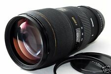 *EXC* SIGMA 70-200mm f/2.8 APO HSM Lens For Nikon 1:2.8 D w/caps From JAPAN