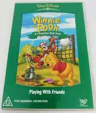 The Magical World Of Winnie The Pooh - It's Playtime With Pooh DVD 2003 Disney