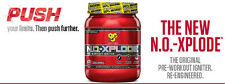 BSN NO XPLODE NEW FORMULA 60 Serv Pre-Workout Igniter X-PLODE  GRAPE