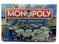 Monopoly C Steinweg Handelsveem B V  Board Game 2017 Rare Brand New Sealed