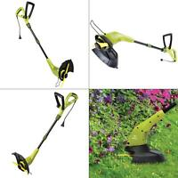 4.5 amp corded electric stringless 2-in-1 trimmer/edger   sun joe lawn garden
