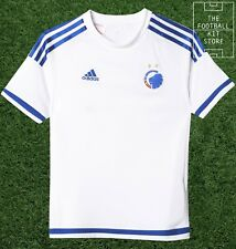 Copenhagen Home Shirt - adidas Boys FC København Football Jersey - All Sizes