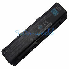 Toshiba Satellite C850 Genuine Original Laptop Battery PA5024U-1BRS PABAS260