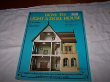 How To Light A Doll House Book Dickey Wiring Transformer Instruction 1975