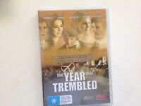 The Year That Trembled (DVD, 2006) New Sealed DVD stock Rockingham