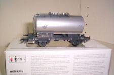 Märklin Modellbahnen der Spur H0 in limitierter Auflage Kesselwagen von