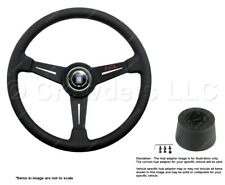 Nardi Classic 360mm Steering Wheel + Hub for Nissan 6061.36.2001 (OR-S)+.1002