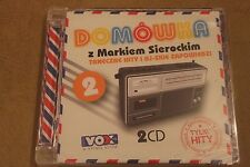 Domówka z Markiem Sierockim vol 2 2CD POLISH RELEASE - NEW SEALED