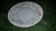 "Harmony House Fine China Woodhue Saucer Plate 6"""