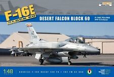 KINETIC K48029 1/48  F16E Desert Falcon Block 60