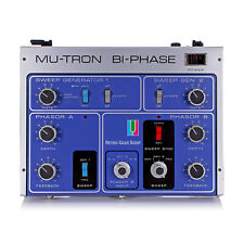 Musitronics Mu-Tron Bi-Phase Rare Vintage + C-100 Control Pedal Phaser Effect