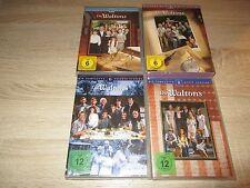 Die Waltons: Sammlung: Staffel 3+4+6+8 --- DVD -- Serie -- NEU OVP