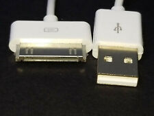iPhone iPad USB Sync Data Charging Charger Power Cable Cord for Apple 4/4S/3G/i