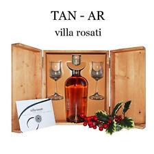 Grappa Tan – Ar al Nebbiolo Arneis e Moscato Villa Rosati Regalo Originale