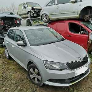 2017 SKODA FABIA 1.0 MPI *CHY* Front End Salvage Breaking Wheel Nutt.