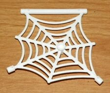 LEGO Animal, Accessory - Spider Web, Hanging - White