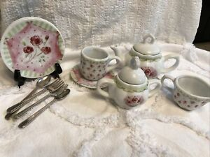 Delton Doll or Childs Tea Time Toys Rose