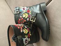 RED Valentino  Black boots 39