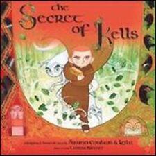 Kila, Bruno Coulais & Kila - Secret of Kells [New CD] UK - Import