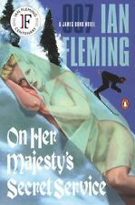 On Her Majesty's Secret Service (James Bond Novels) by Fleming, Ian