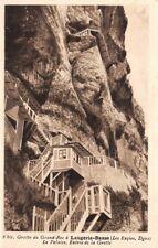 Grotte du grand roc à Laugerie-Basse