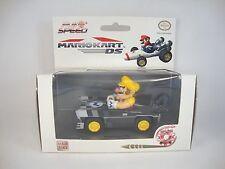 "Super Mario Kart Pull Speed Action Kart ""Wario Brute"" 1:43 Marionkart 17302 DS"