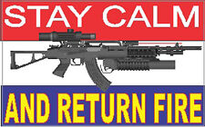 stay-calm-and-return-fire-sticker, SG-23