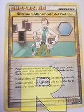 Sistema Di Allenamento Del Prof. Elm ® 82/95 ® Non Comune ® Pokemon ® Italiano