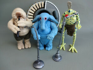 Vintage Star Wars 1983 Rebo Band Complete Excellent Condition