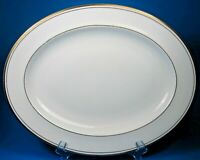 "Royal Doulton JULIA 13"" Oval Serving Platter Bone China Made in England"